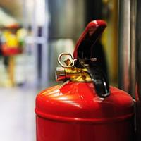 Estintori e altri prodotti antincendio