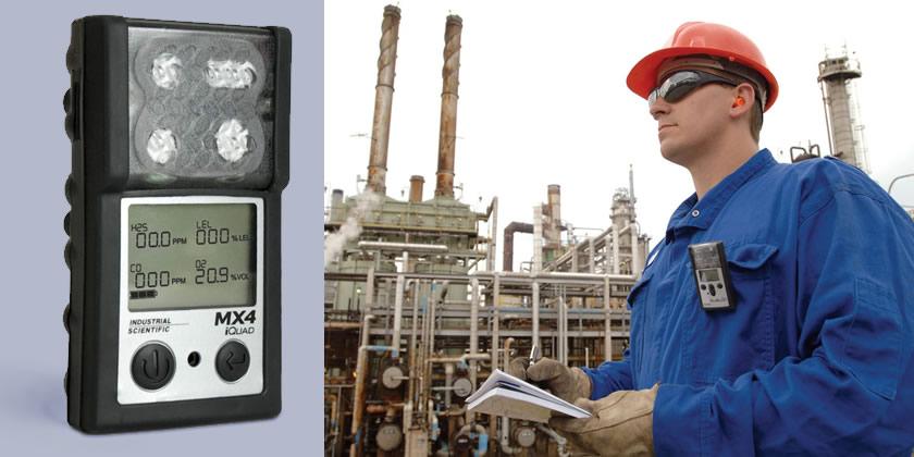 Vendita e assistenza Gas Detector portatili