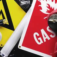 Segnaletica Antincendio civile e industriale