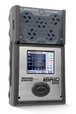 Monitor Multigas MX6 IBRID™